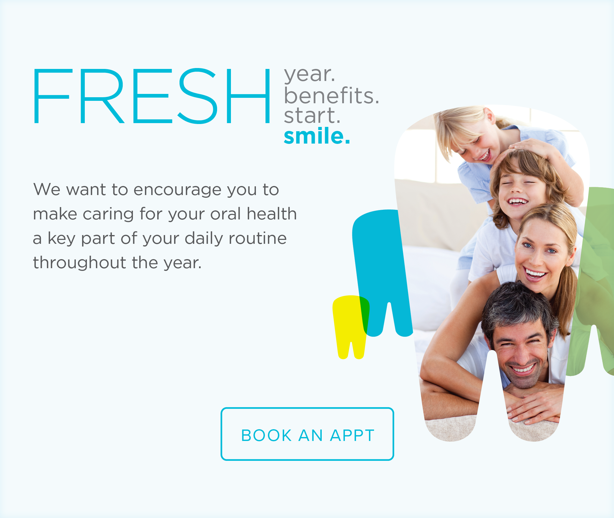 7th and Bell Dental Group - Make the Most of Your Benefits